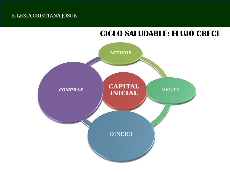CICLO SALUDABLE: FLUJO CRECE