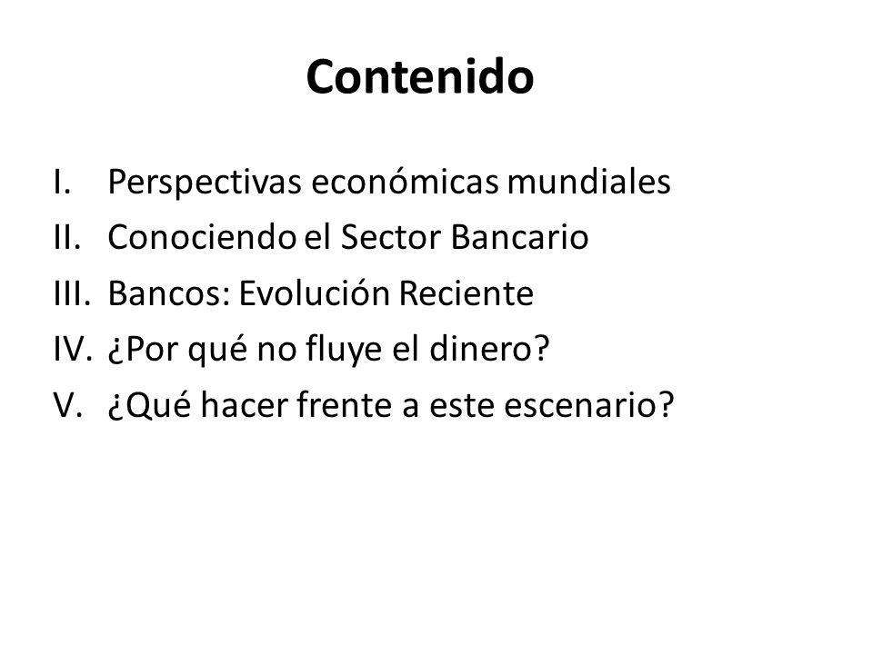 Contenido Perspectivas económicas mundiales