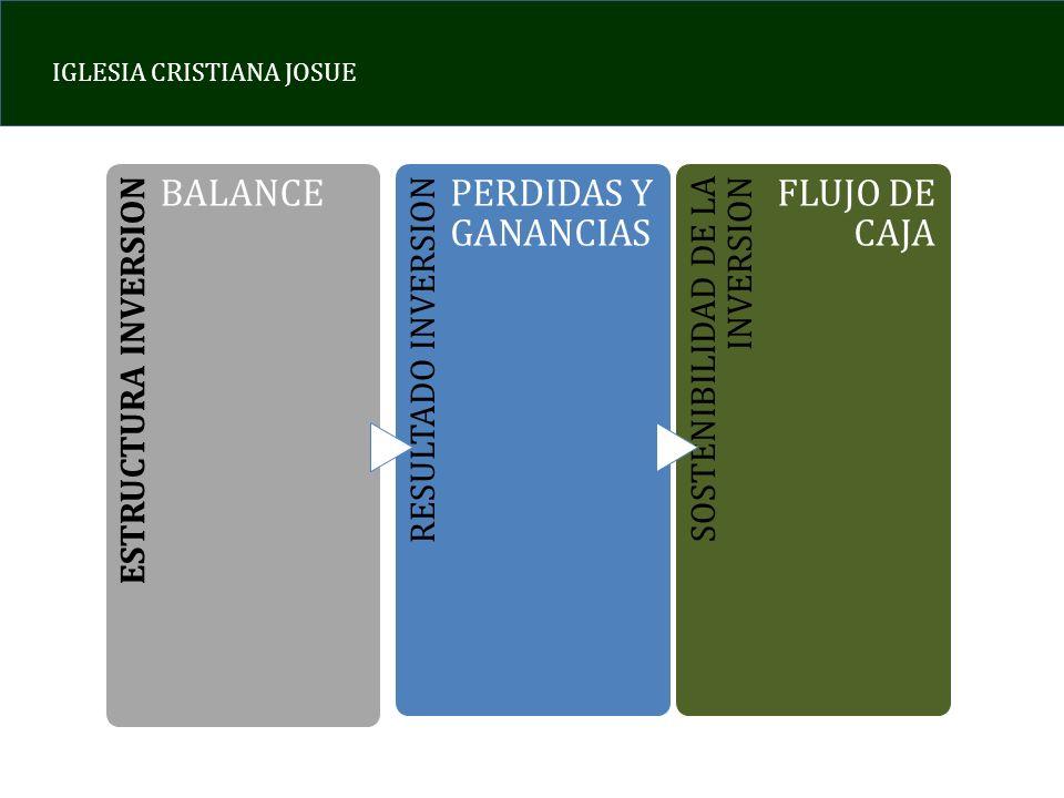 SOSTENIBILIDAD DE LA INVERSION