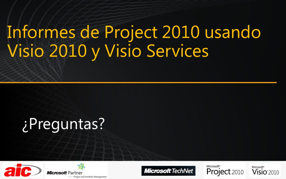 Microsoft SharePoint Server 2010 Ignite! ¿Preguntas