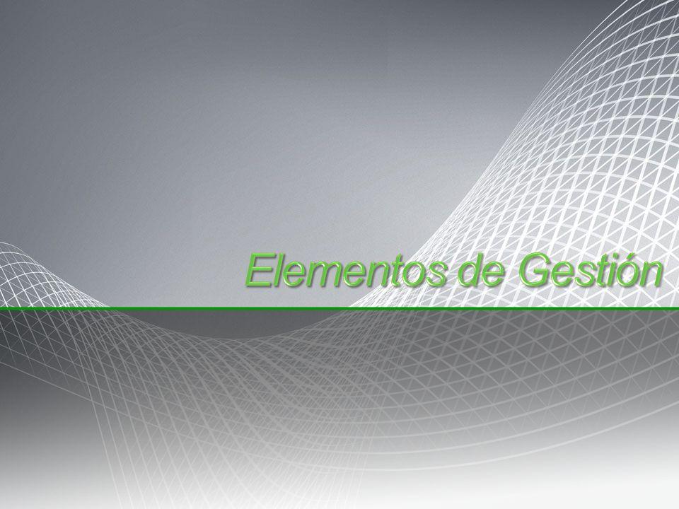 Elementos de Gestión 4/1/2017