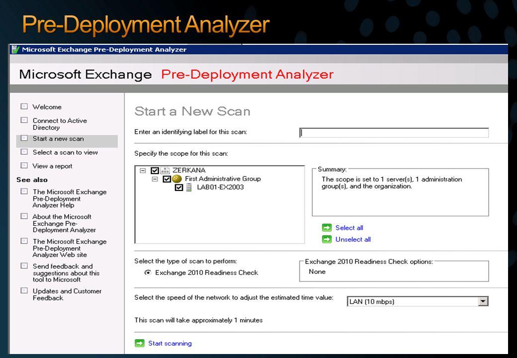 Pre-Deployment Analyzer