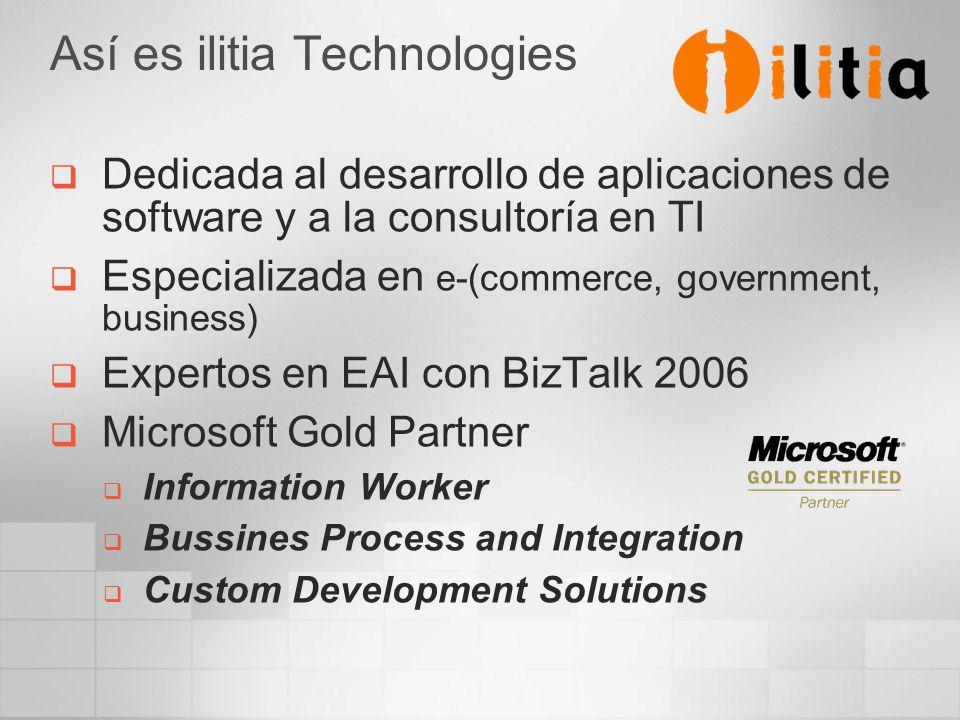 Así es ilitia Technologies