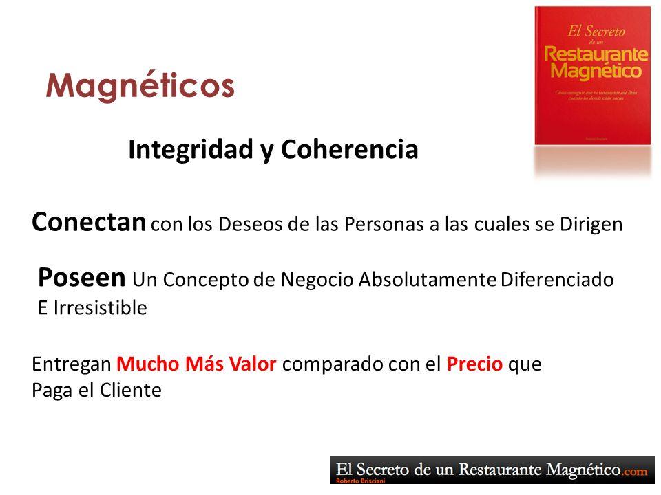 Magnéticos Integridad y Coherencia