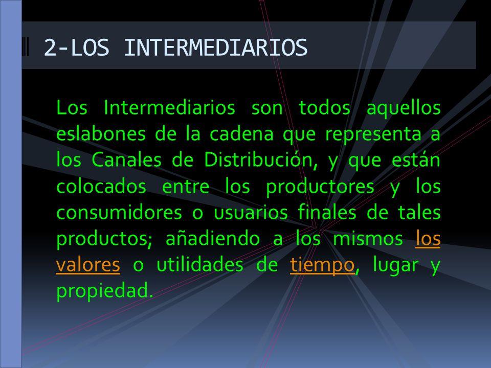 2-LOS INTERMEDIARIOS