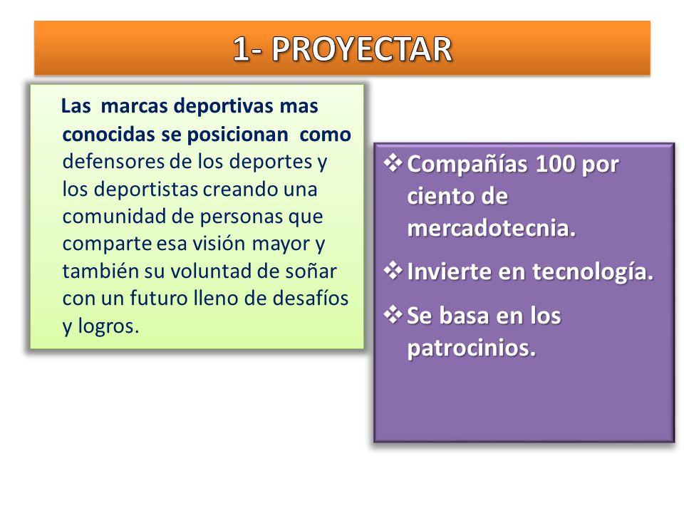 1- PROYECTAR
