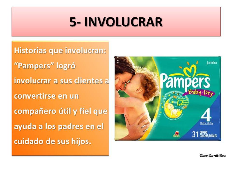 5- INVOLUCRAR