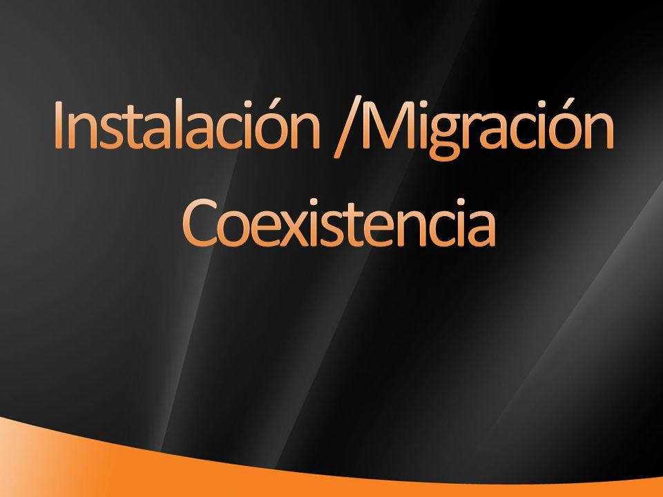 Instalación /Migración