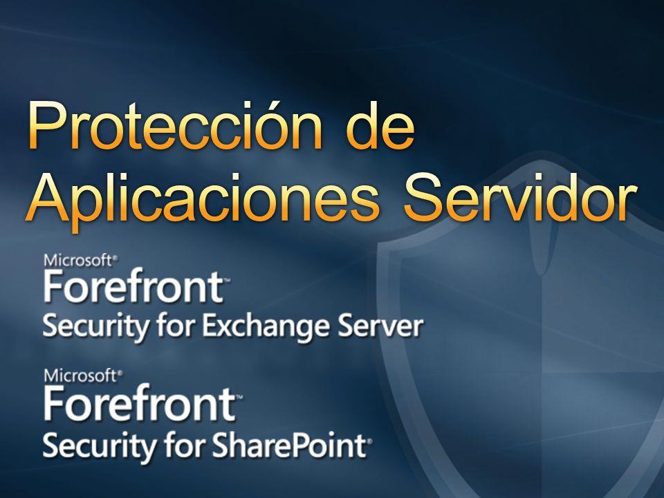 Protección de Aplicaciones Servidor