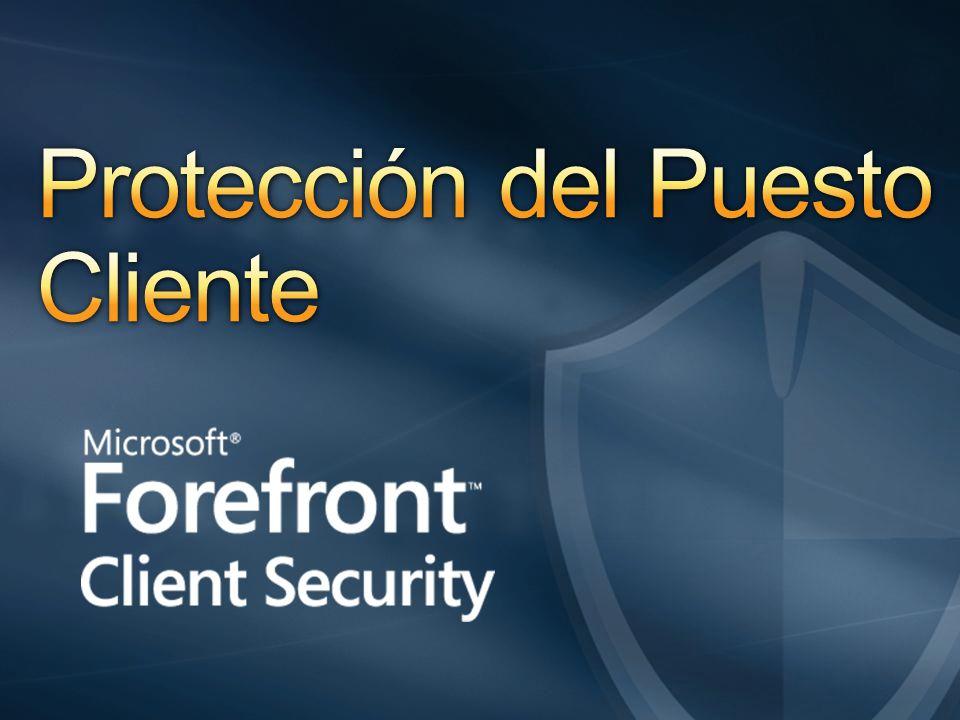 Protección del Puesto Cliente