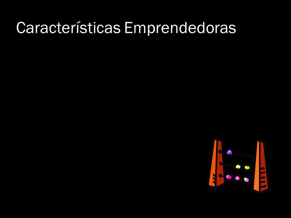 Características Emprendedoras
