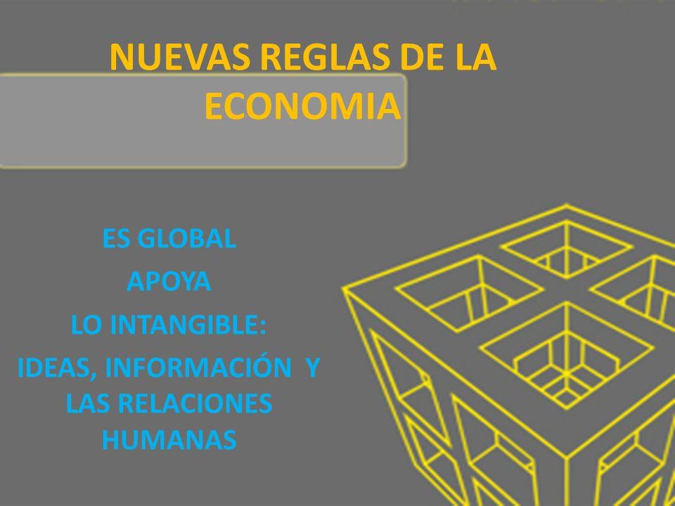 NUEVAS REGLAS DE LA ECONOMIA