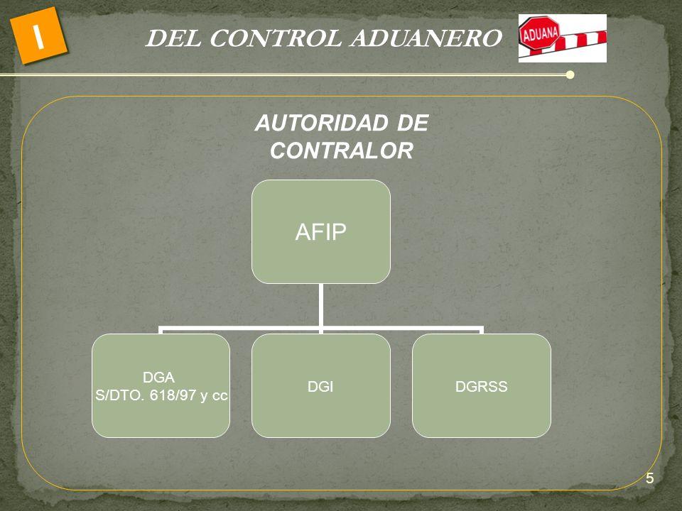 AUTORIDAD DE CONTRALOR