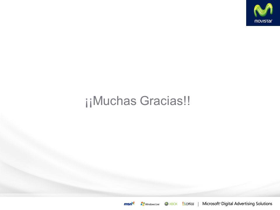 ¡¡Muchas Gracias!! ¡¡Muchas Gracias!!