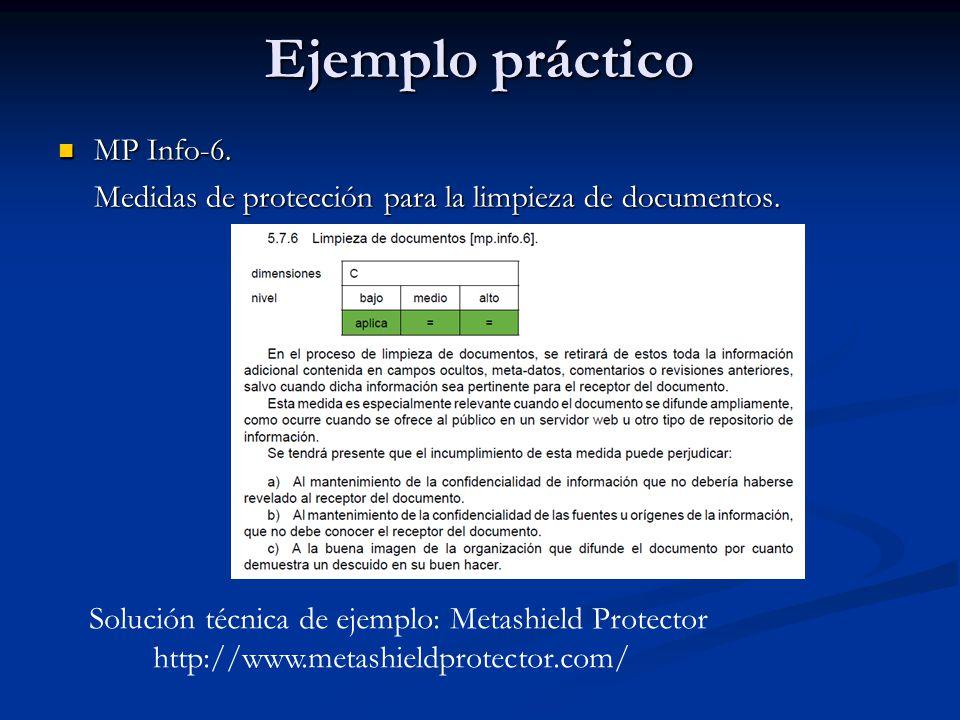 Ejemplo práctico MP Info-6.