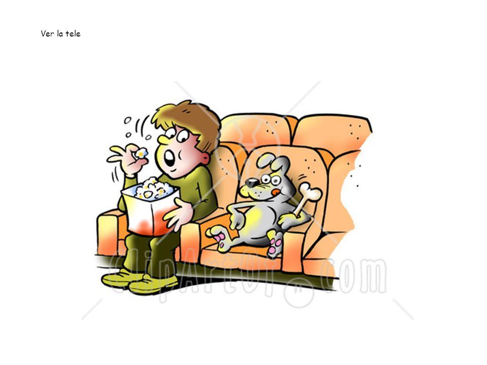 Ver la tele