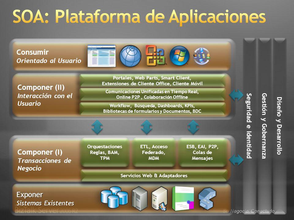 SOA: Plataforma de Aplicaciones