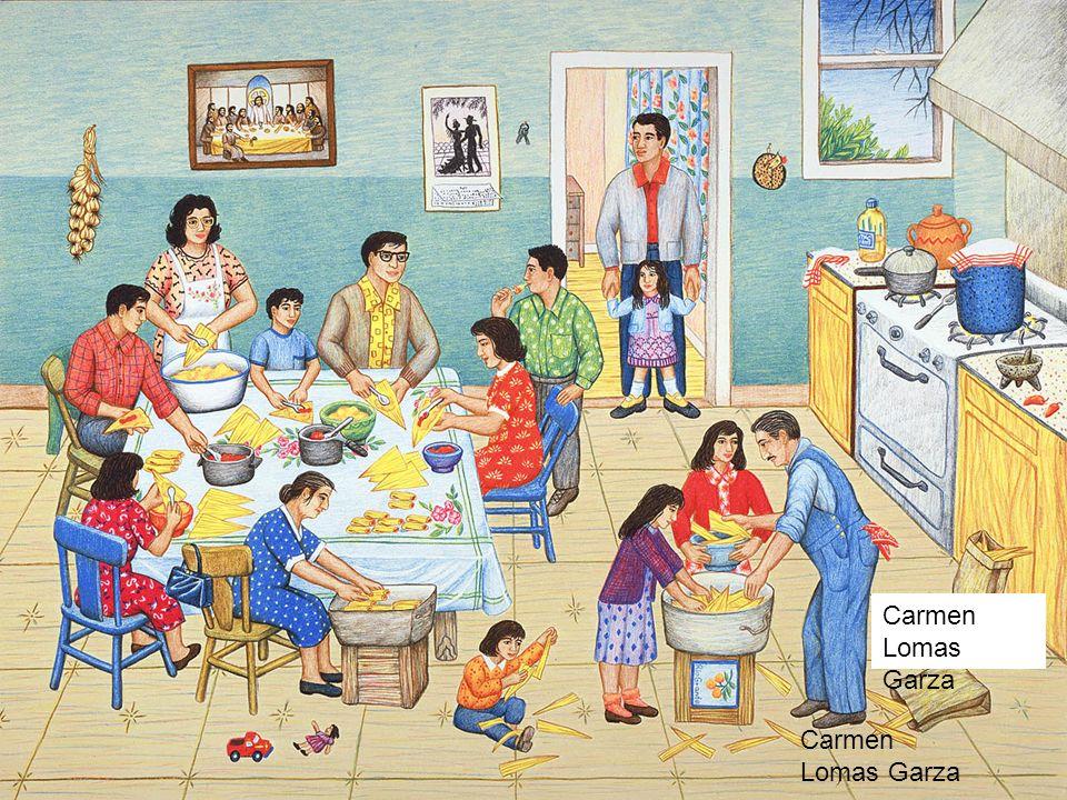 Carmen Lomas Garza Carmen Lomas Garza
