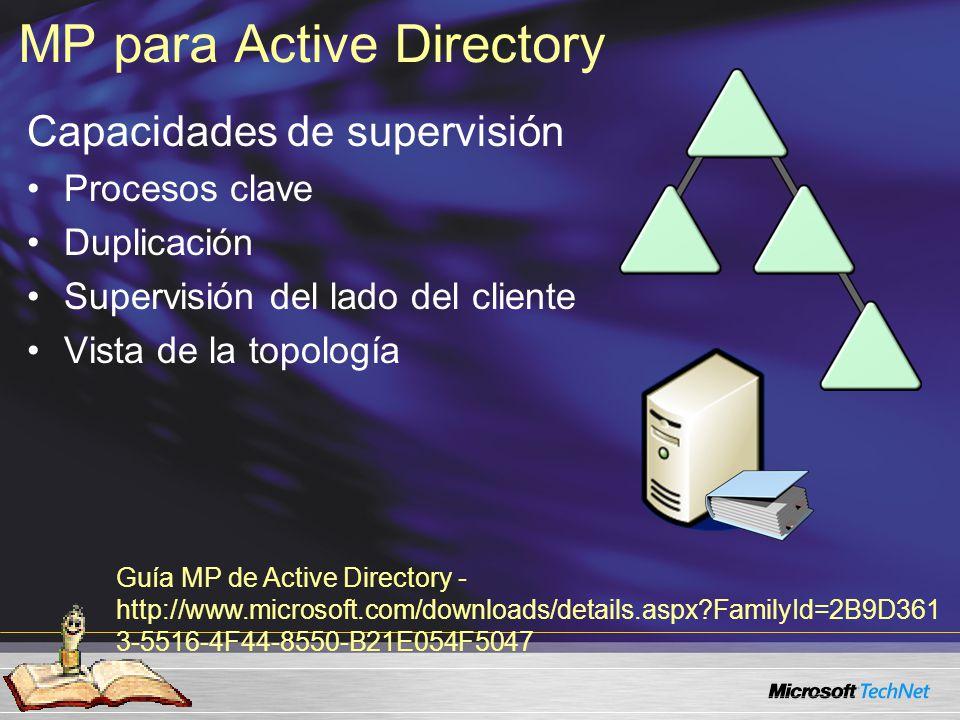 MP para Active Directory