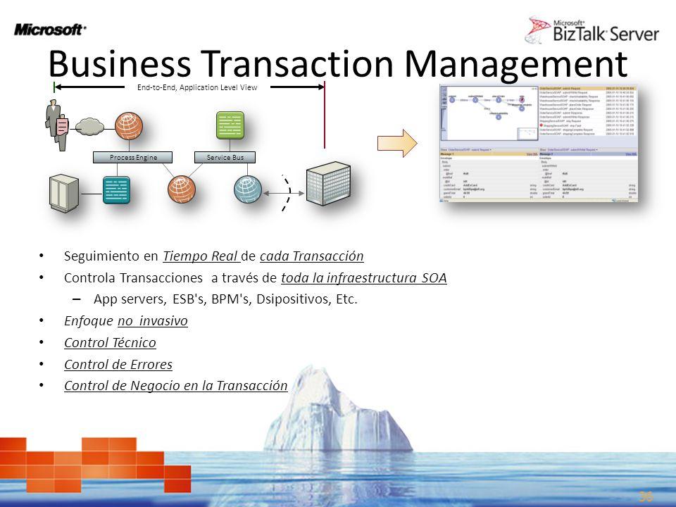 Business Transaction Management