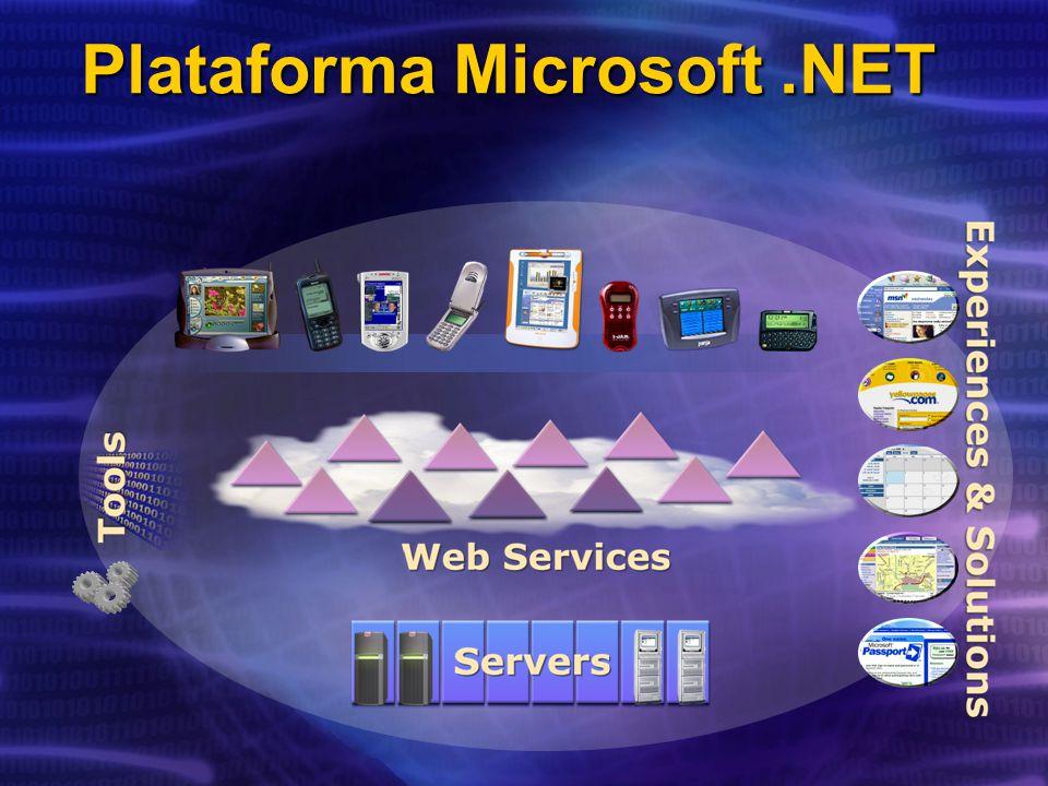 Plataforma Microsoft .NET