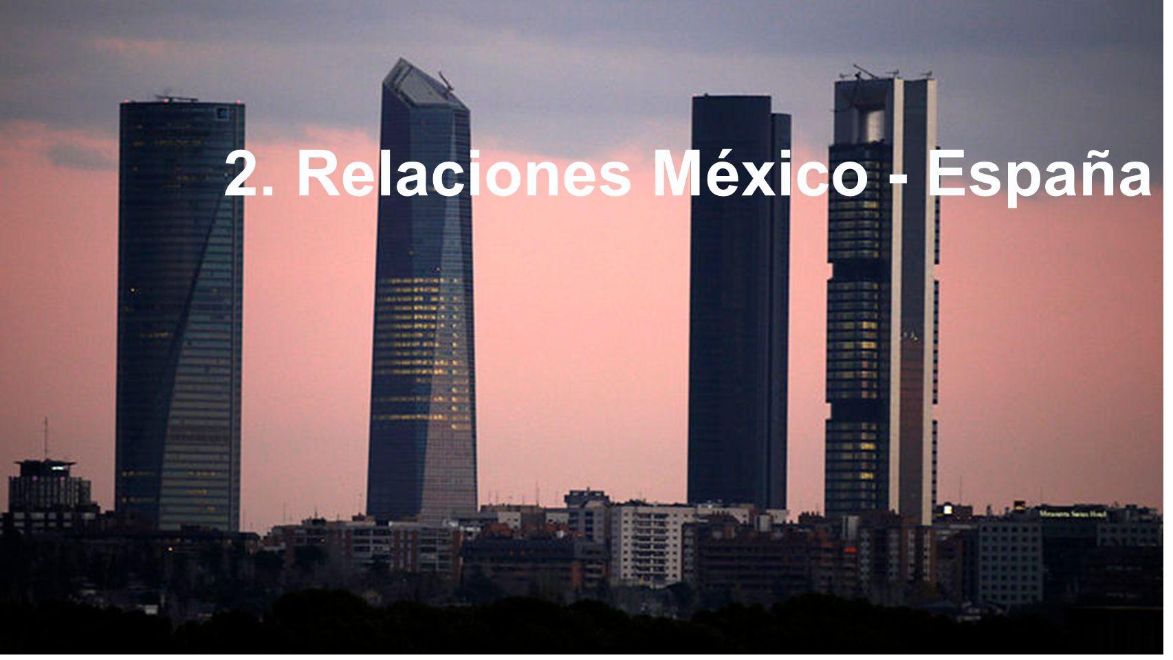 2. México- España 2. Relaciones México - España filosofía 8