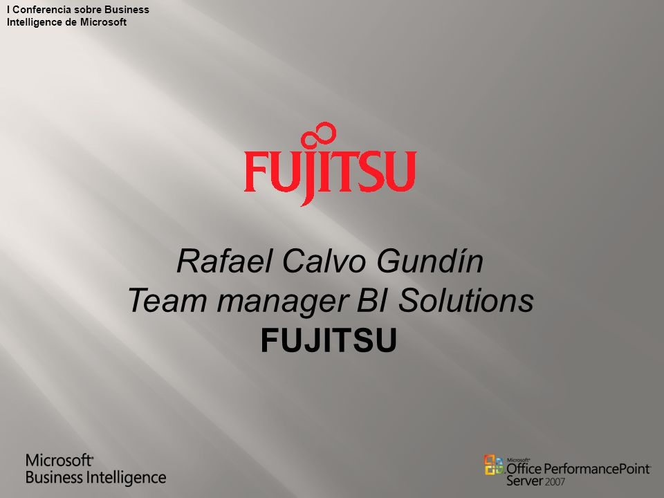 Team manager BI Solutions