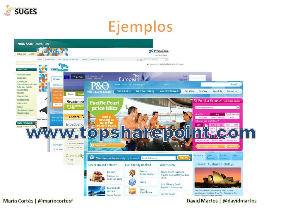Ejemplos www.topsharepoint.com