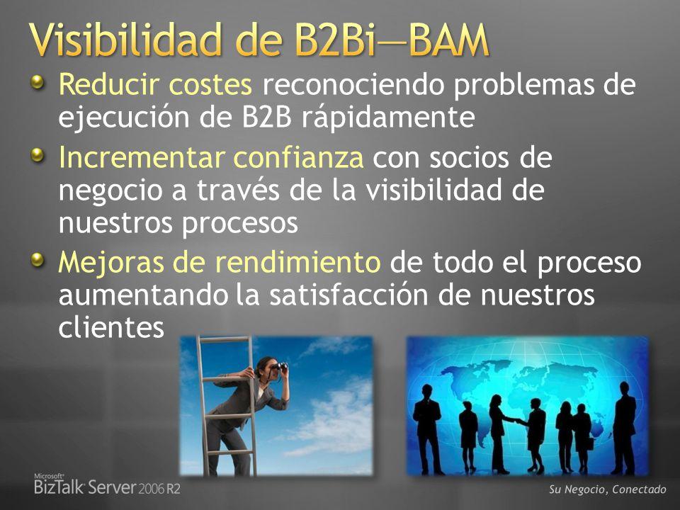 Visibilidad de B2Bi—BAM