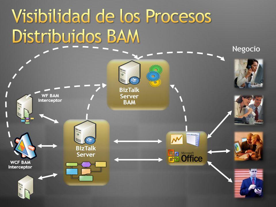 Visibilidad de los Procesos Distribuidos BAM