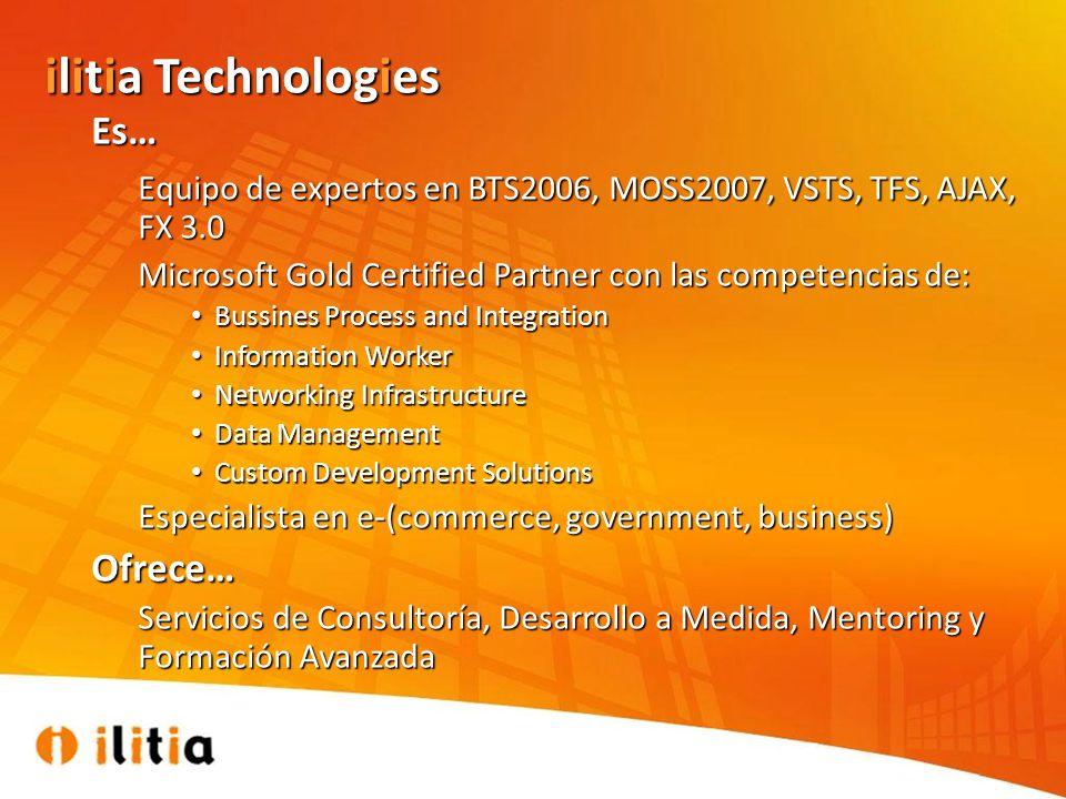ilitia Technologies Es…
