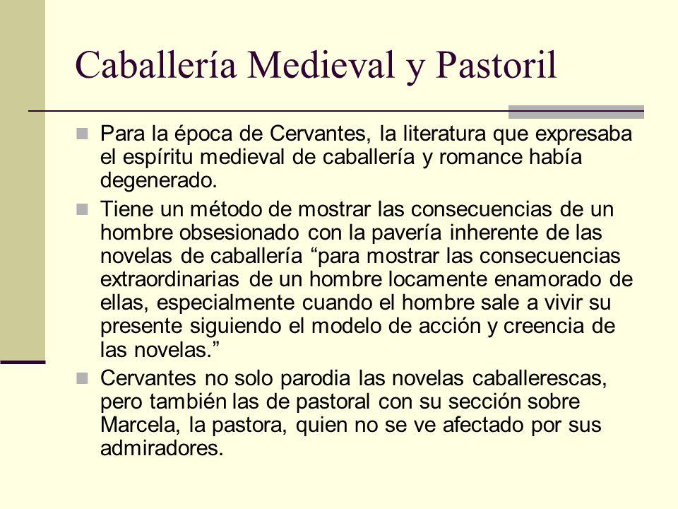 Caballería Medieval y Pastoril