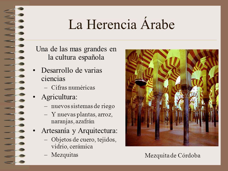 Una de las mas grandes en la cultura española
