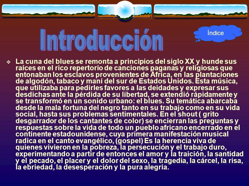 Índice Introducción.