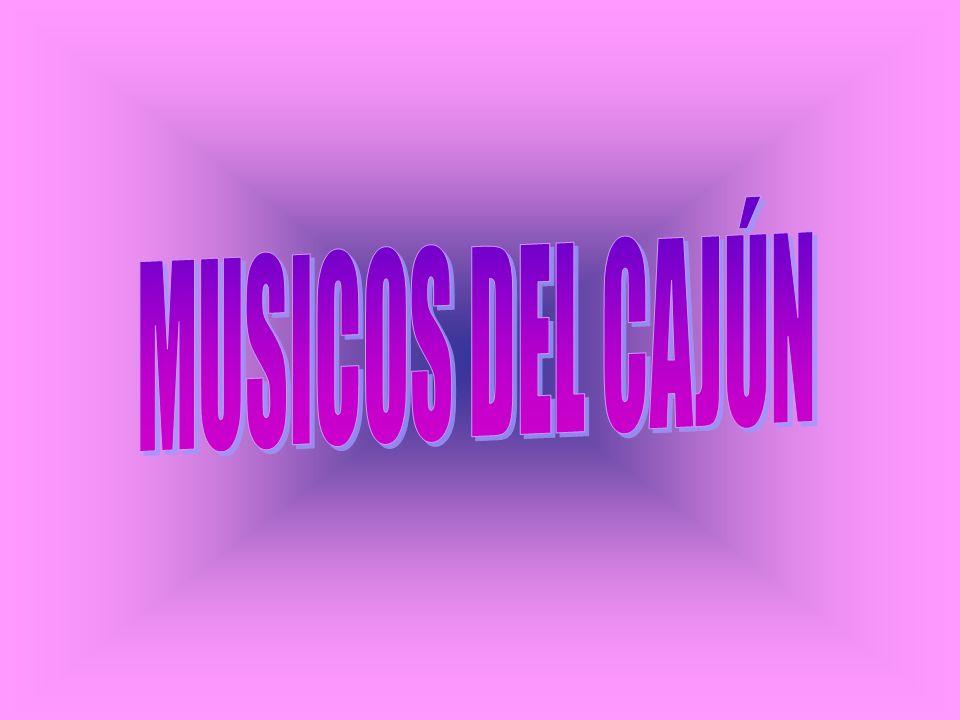 MUSICOS DEL CAJÚN