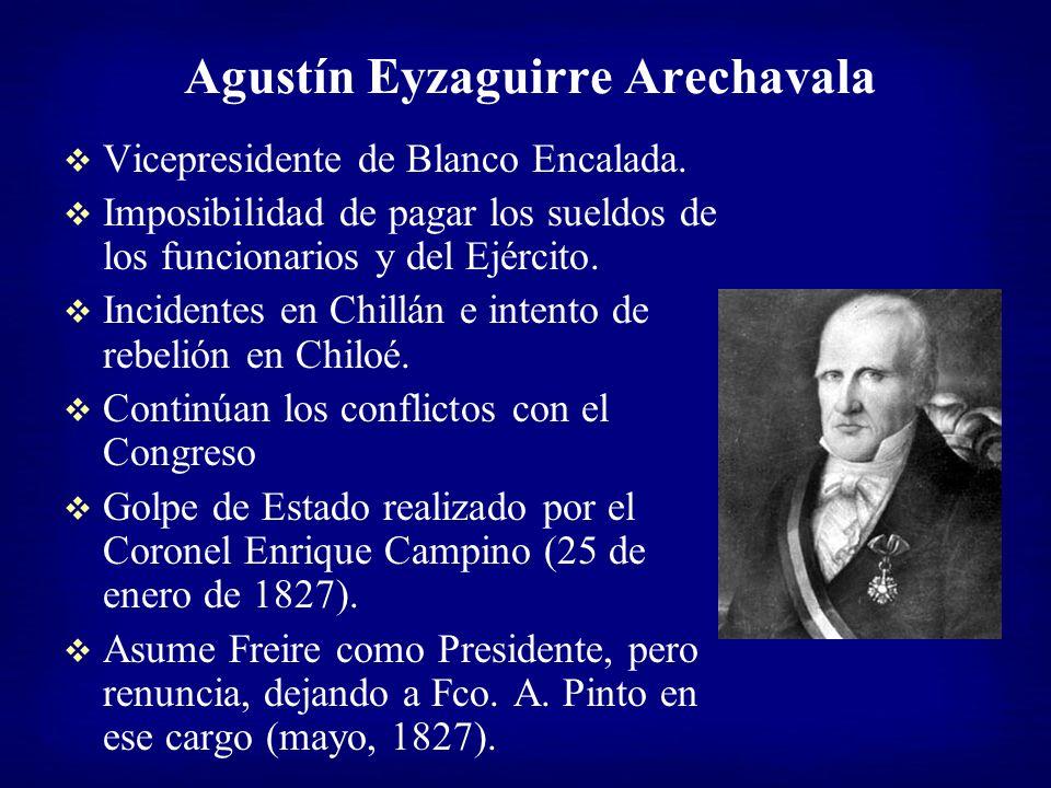 Agustín Eyzaguirre Arechavala