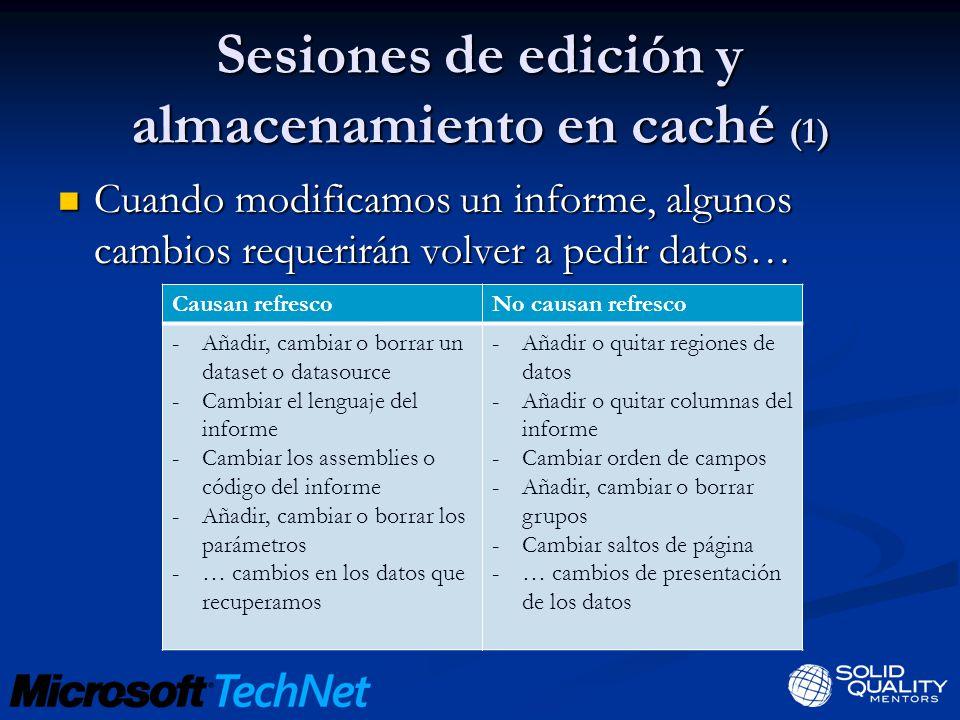 Sesiones de edición y almacenamiento en caché (1)