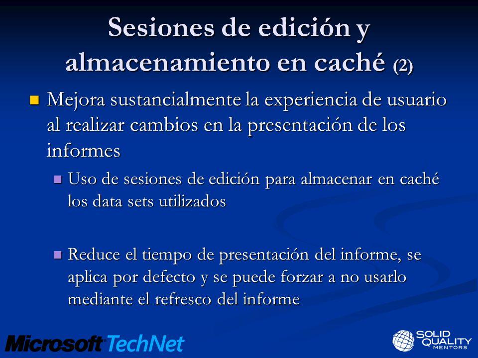 Sesiones de edición y almacenamiento en caché (2)
