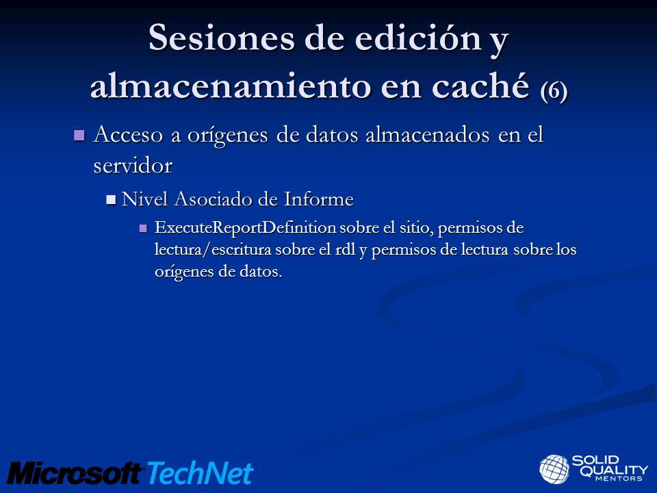 Sesiones de edición y almacenamiento en caché (6)