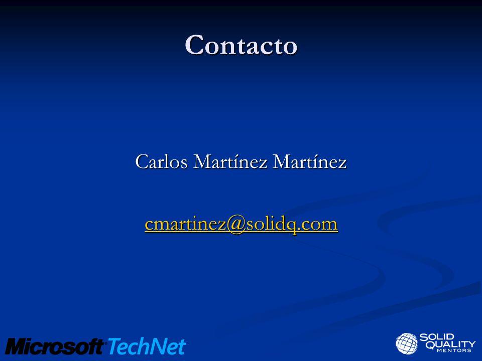 Carlos Martínez Martínez