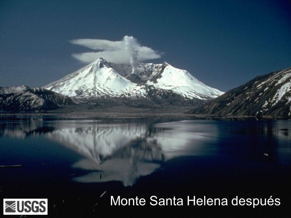 Monte Santa Helena después