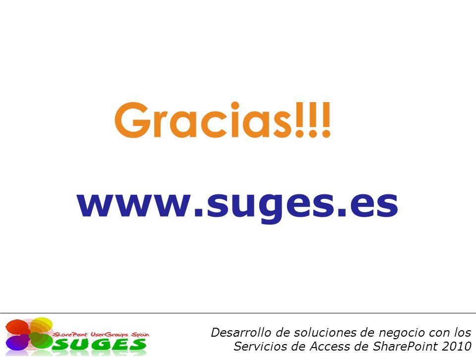 Gracias!!! www.suges.es
