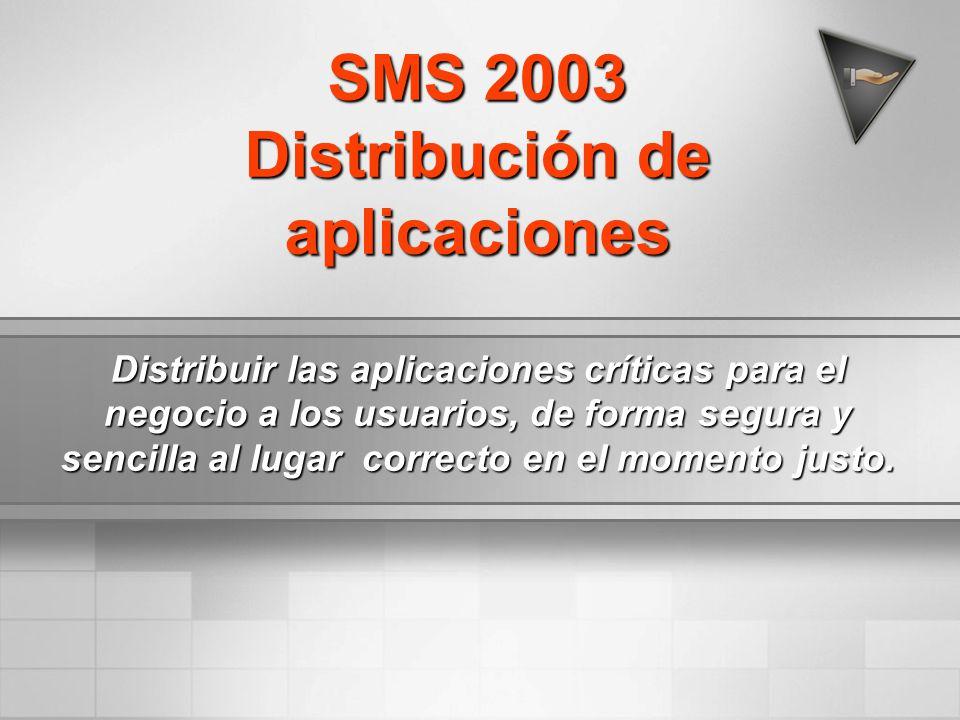 Distribución de aplicaciones