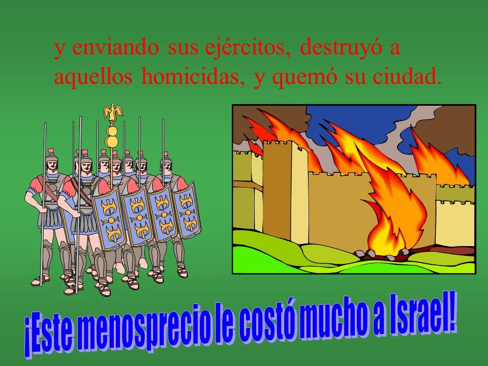 ¡Este menosprecio le costó mucho a Israel!