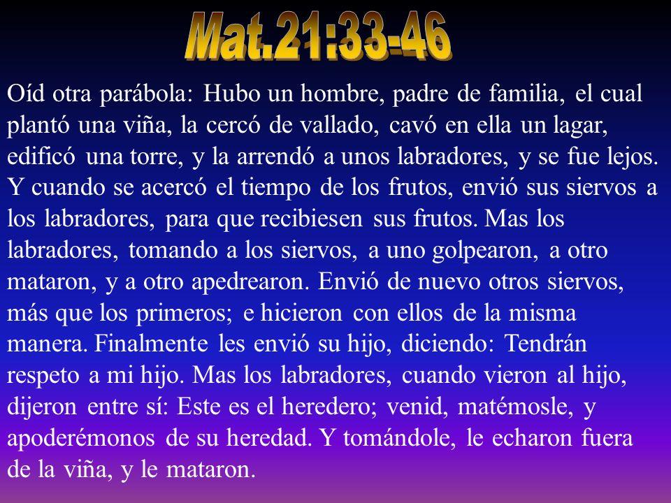 Mat.21:33-46