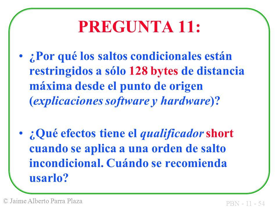 Clase 11 instrucciones de salto y sentencias condicionales for Clausula suelo desde cuando se aplica