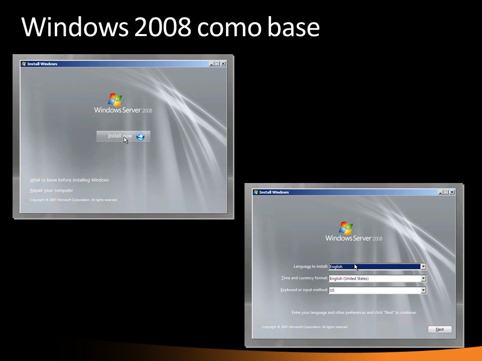 Module 3: Installing Windows Essential Business Server 2008