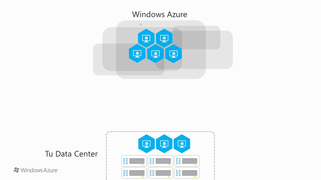 Windows Azure Tu Data Center