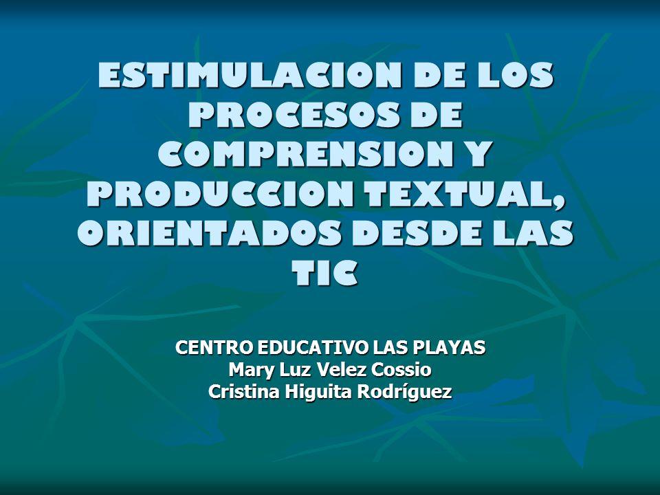 CENTRO EDUCATIVO LAS PLAYAS Cristina Higuita Rodríguez