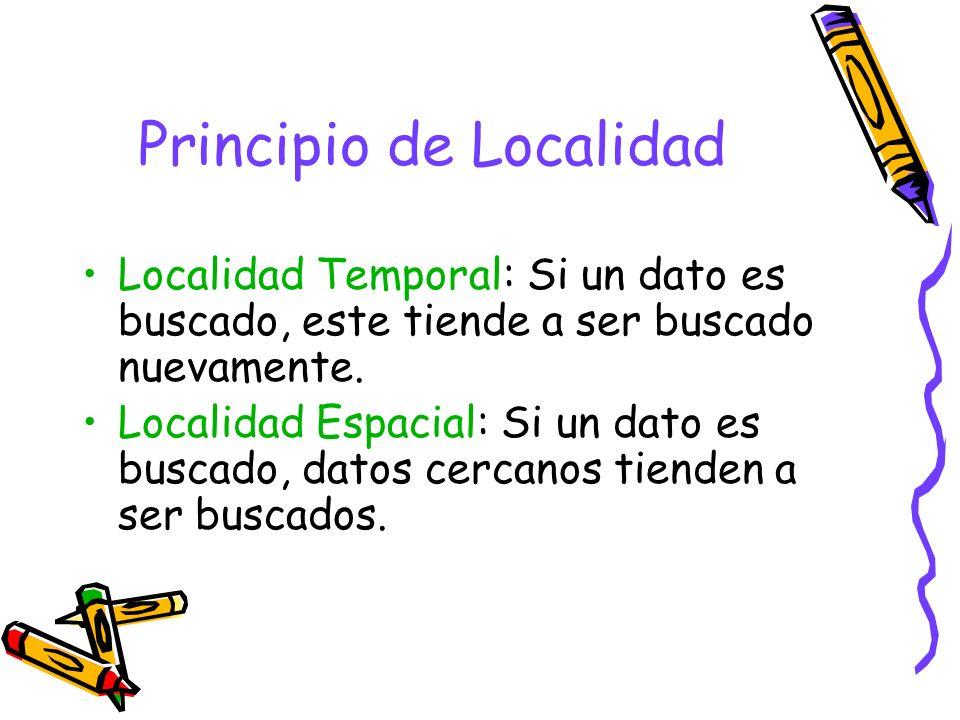 Principio de Localidad